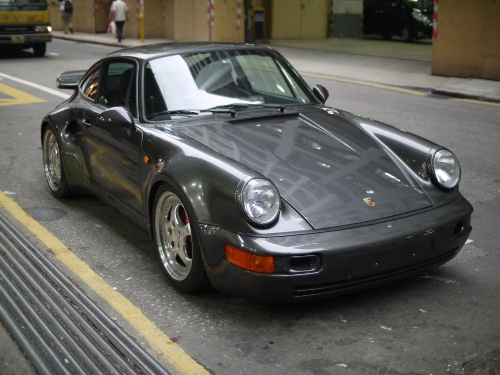 1992 Porsche 911 Information And Photos Momentcar