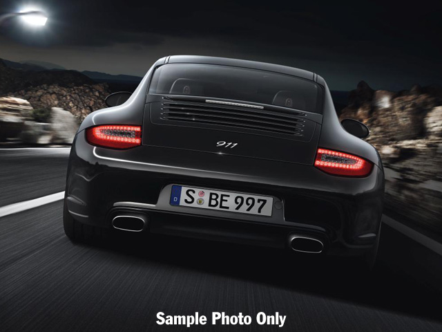 Porsche 911 Carrera Black Edition #43