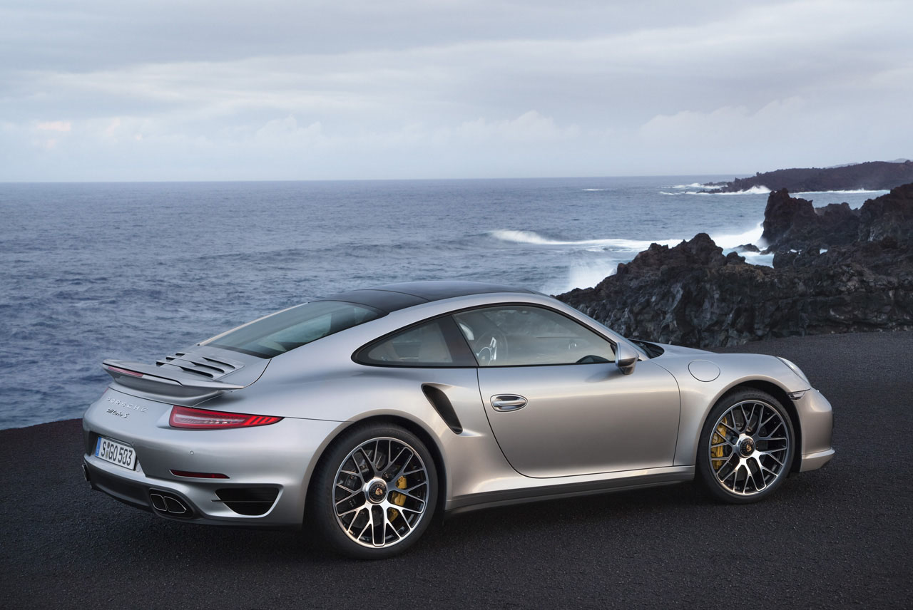 Porsche 911 Carrera S Turbo #28