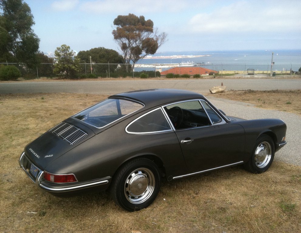 1966 Porsche 912 - Information and photos - MOTcar