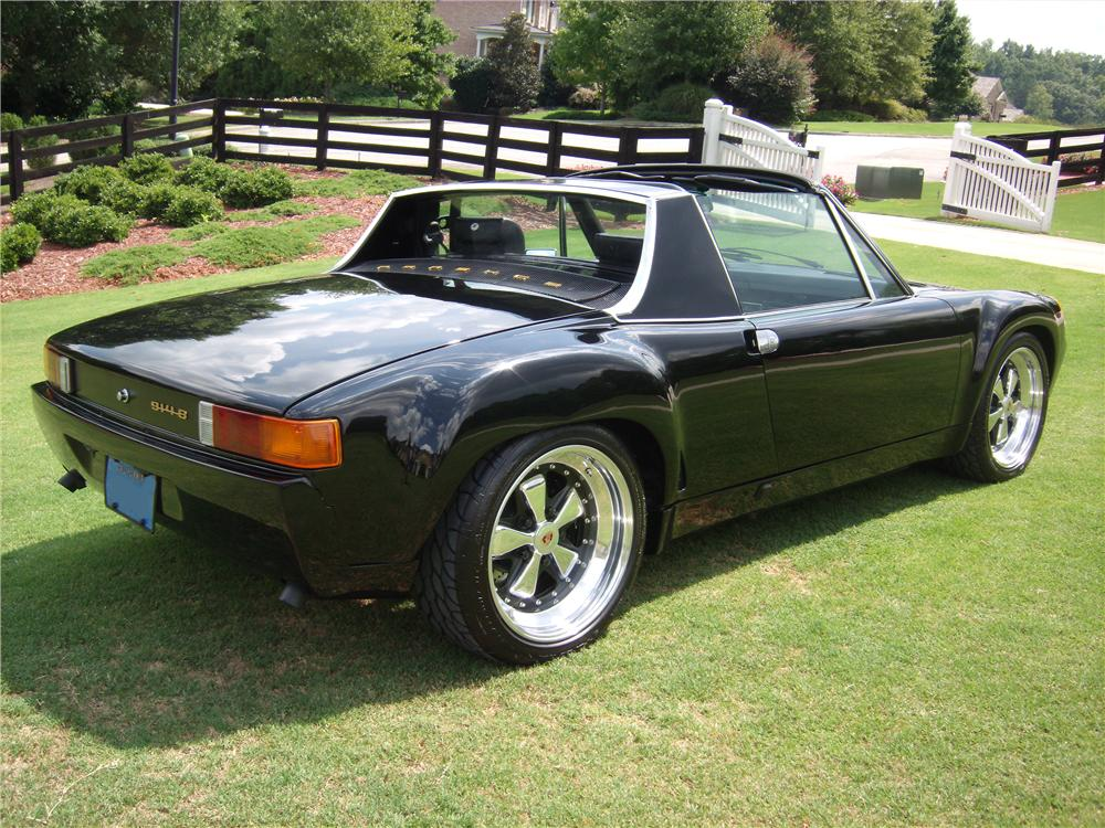 1974 Porsche 914 - Information and photos - MOTcar