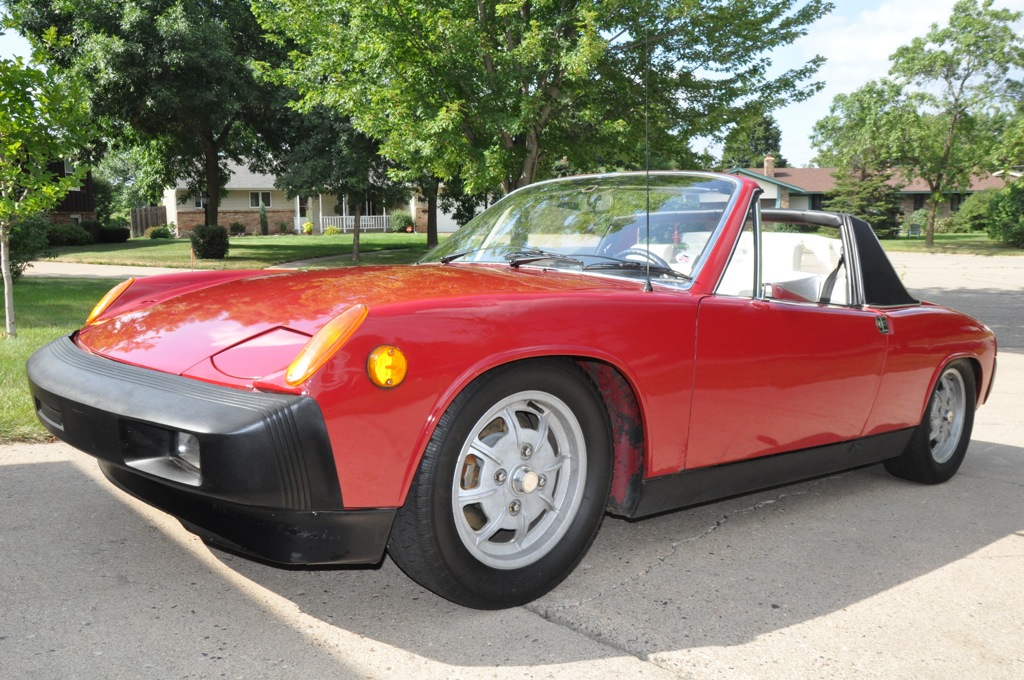 1975 Porsche 914 - Information and photos - MOTcar