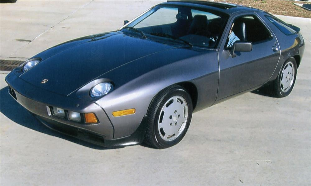 1985 Porsche 928 - Information and photos - MOTcar