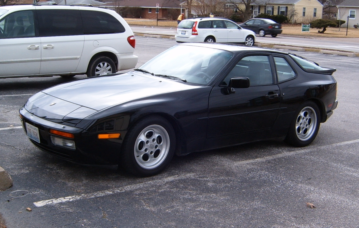 1985 porsche 944 - information and photos - momentcar