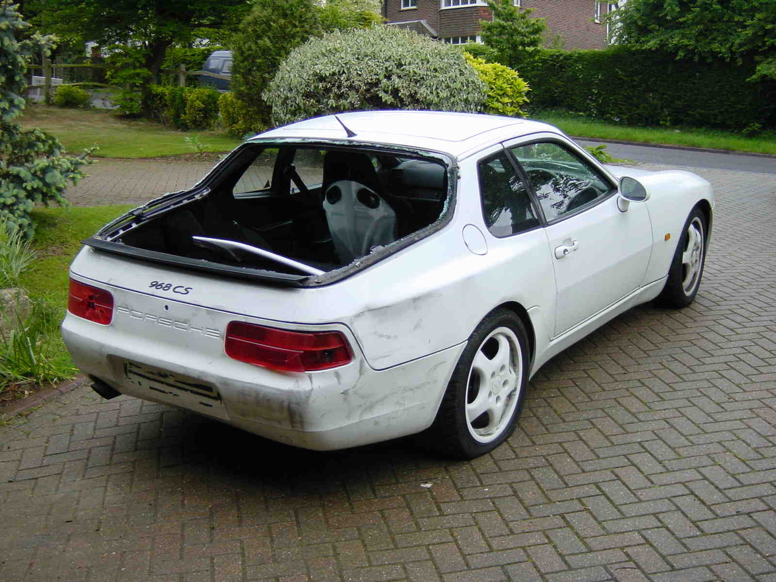 1992 porsche 968 - information and photos - momentcar