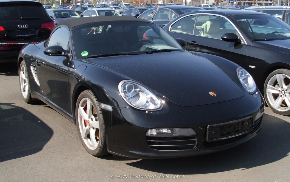 Image Gallery 2004 Boxster