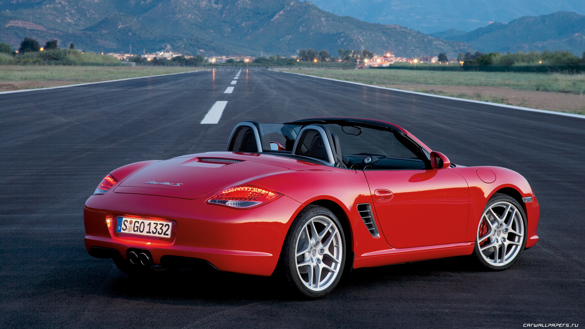 2009 porsche boxster information and photos momentcar. Black Bedroom Furniture Sets. Home Design Ideas
