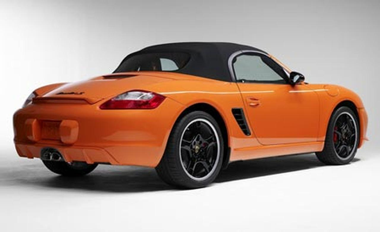 Porsche Boxster Limited Edition #17