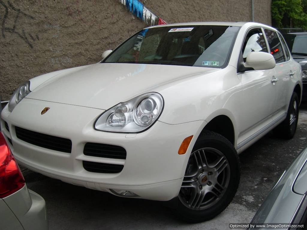2006 porsche cayenne information and photos momentcar. Black Bedroom Furniture Sets. Home Design Ideas