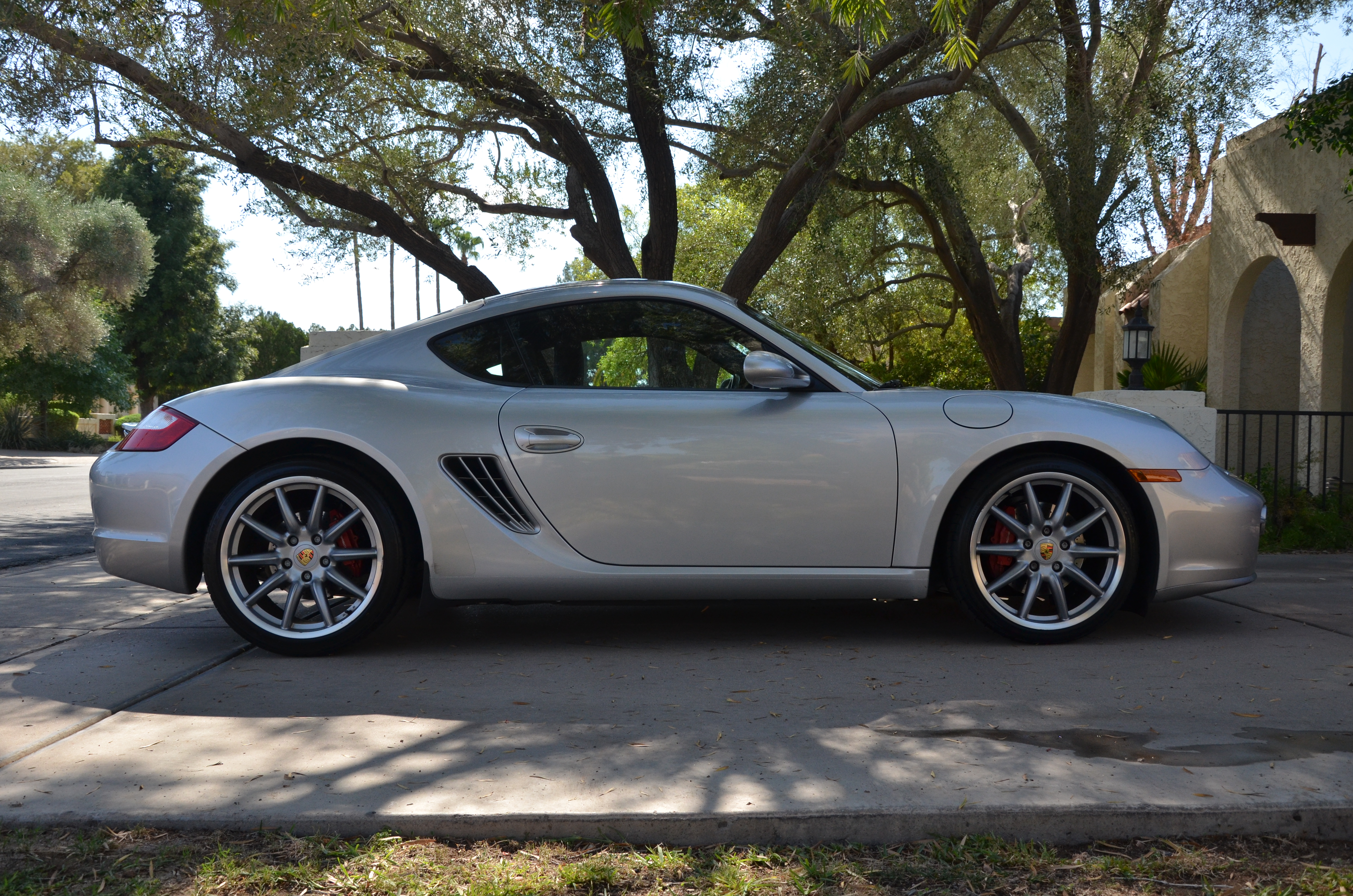 2006 porsche cayman s information and photos momentcar. Black Bedroom Furniture Sets. Home Design Ideas