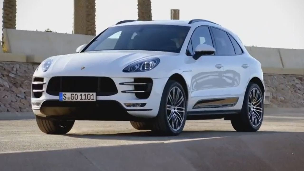 Porsche Macan Turbo #6
