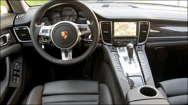 2011 Porsche Panamera  Information and photos  MOMENTcar