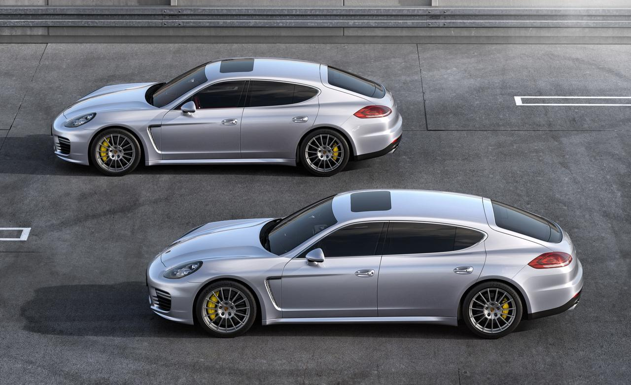 Porsche Panamera Turbo Executive #23