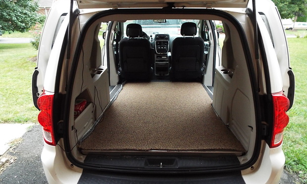 Dodge Promaster Van >> 2012 Ram C/V Cargo Van - Information and photos - MOMENTcar