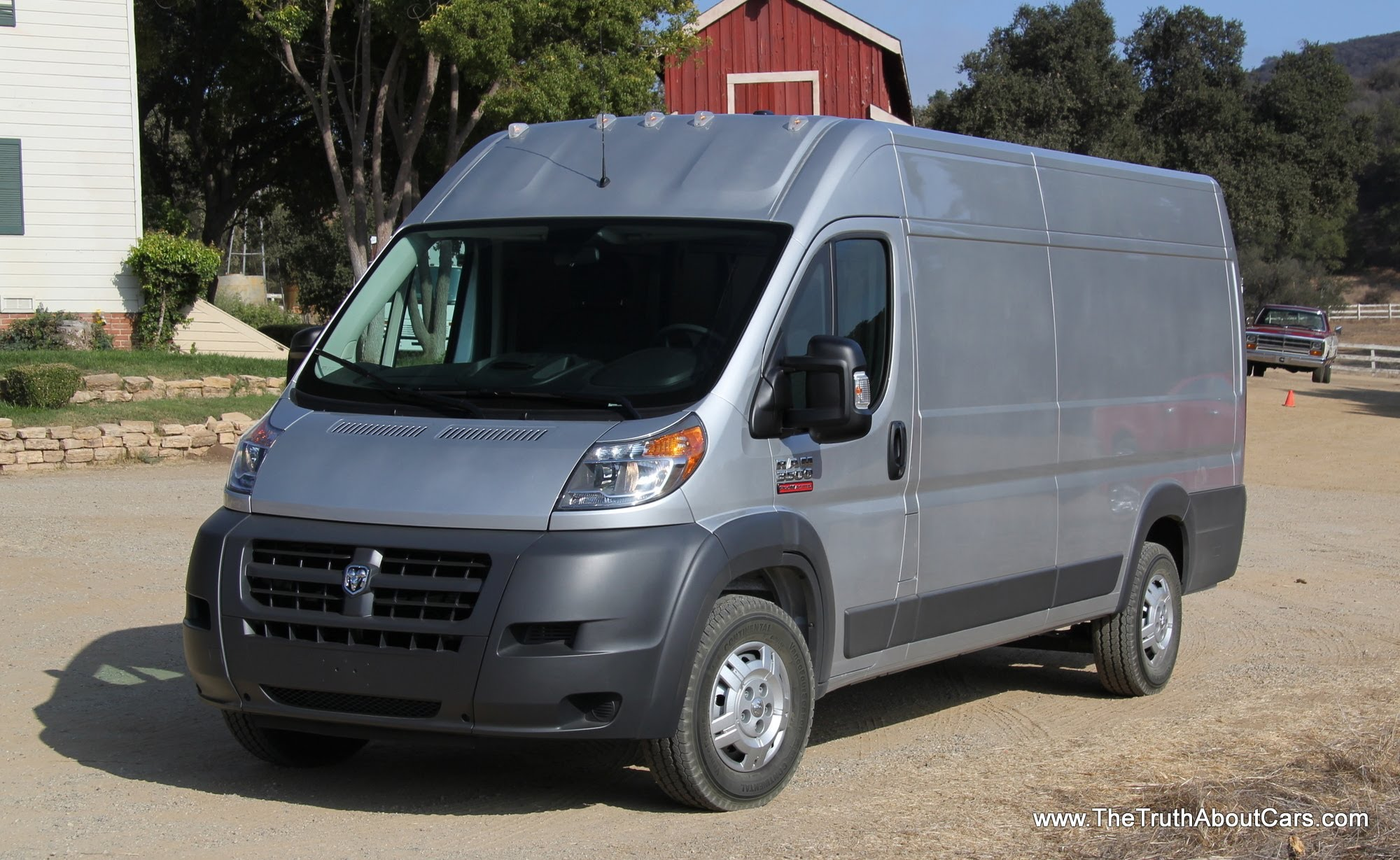 ram promaster cargo van information and photos momentcar. Black Bedroom Furniture Sets. Home Design Ideas