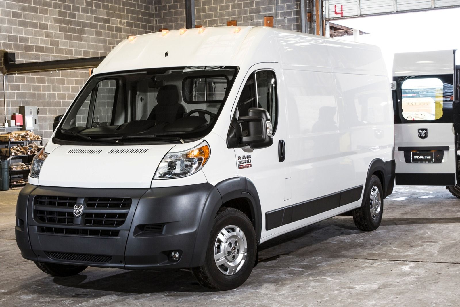 Ram Promaster Window Van 2500 High Roof #5