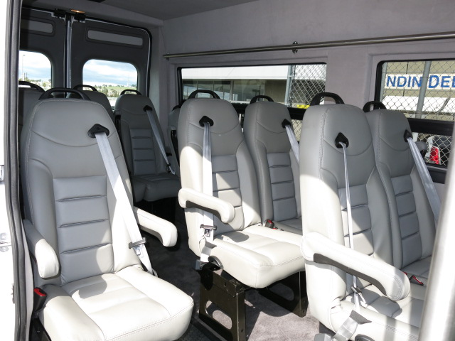 Ram Promaster Window Van #1