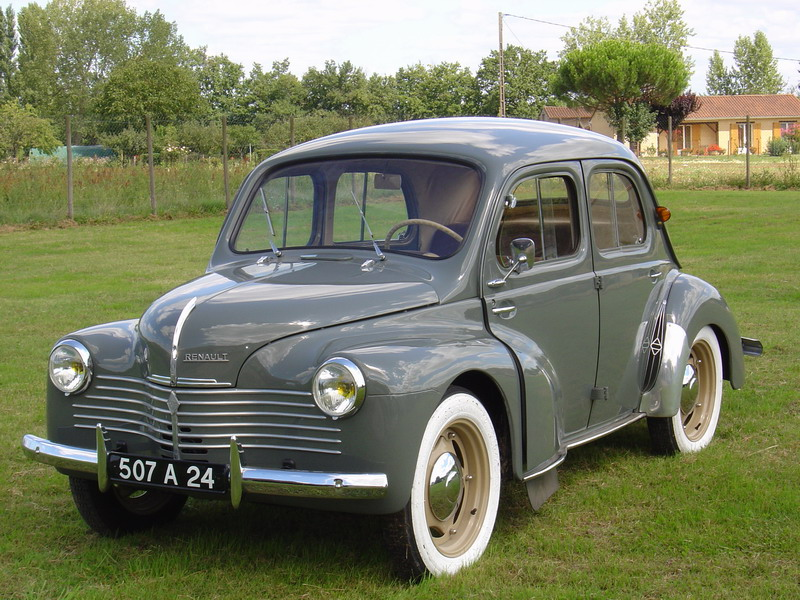1950 renault 4cv information and photos momentcar. Black Bedroom Furniture Sets. Home Design Ideas