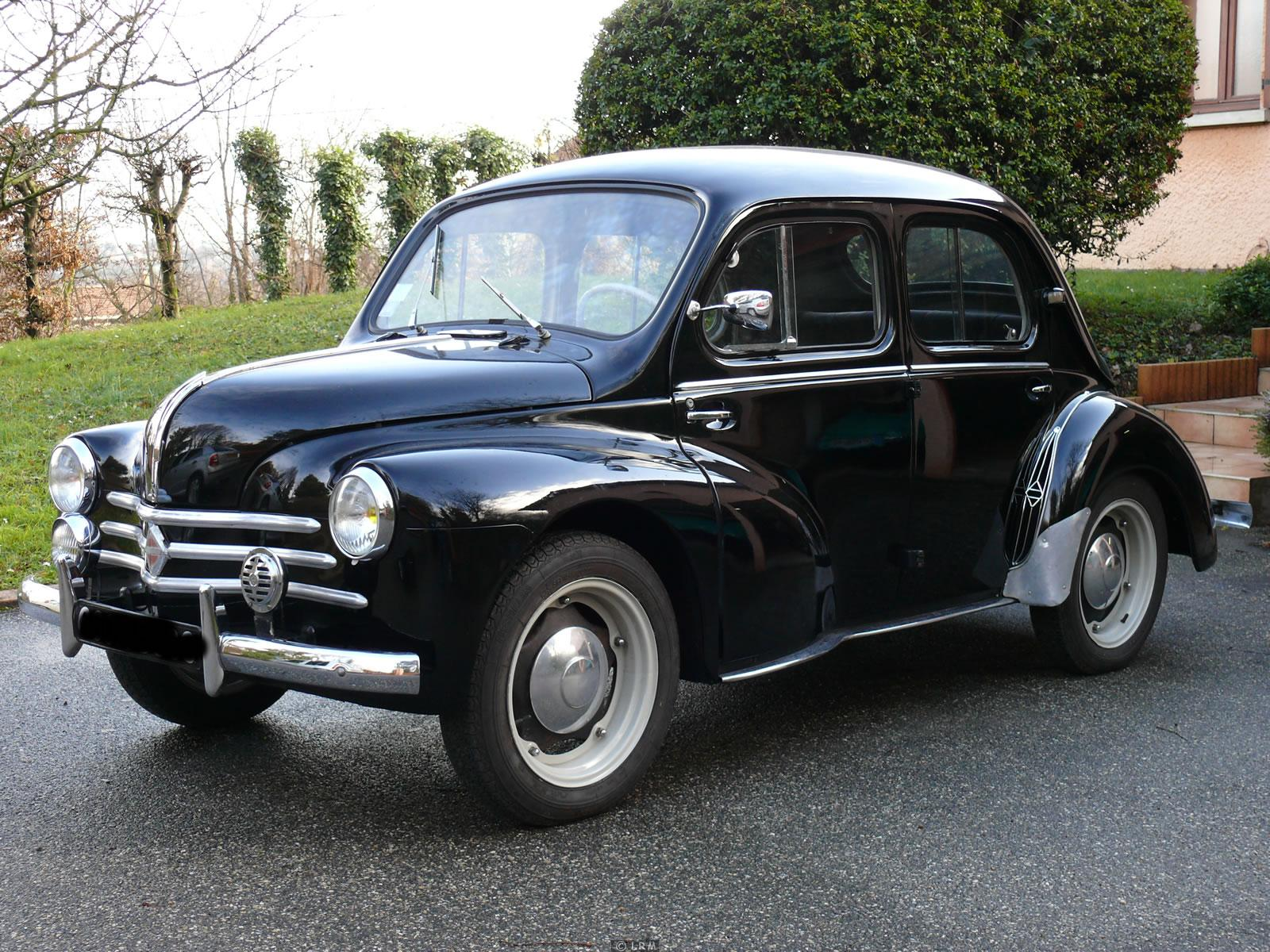 1956 renault 4cv information and photos momentcar. Black Bedroom Furniture Sets. Home Design Ideas