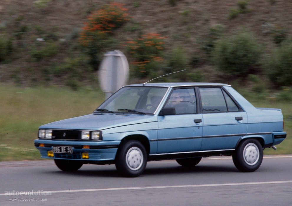 1983 Renault Alliance Information And Photos Momentcar