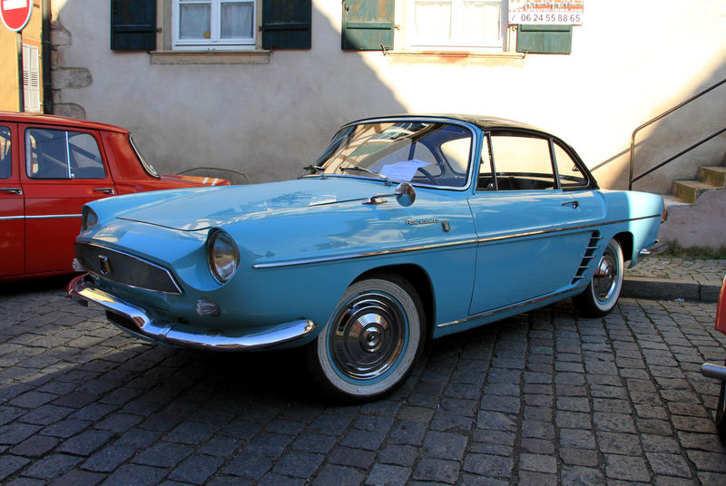 Renault Caravalle 1960 #4
