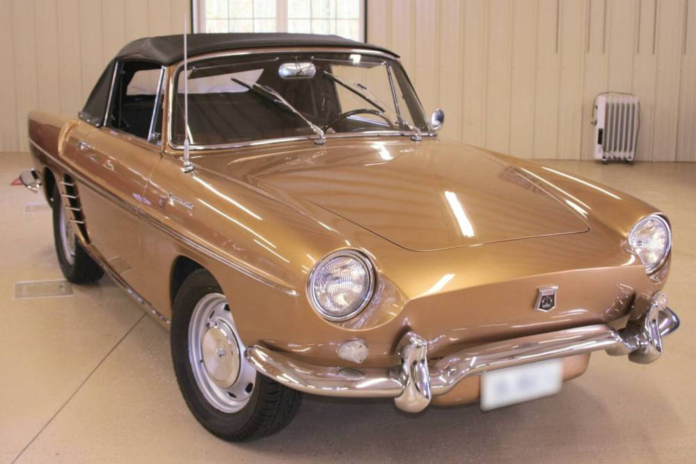 Renault Caravalle 1960 #9