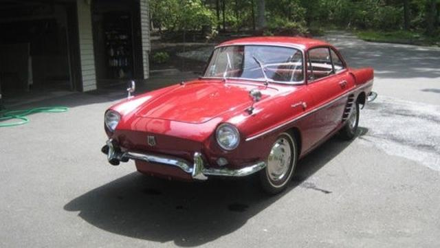 Renault Caravalle 1961 #11