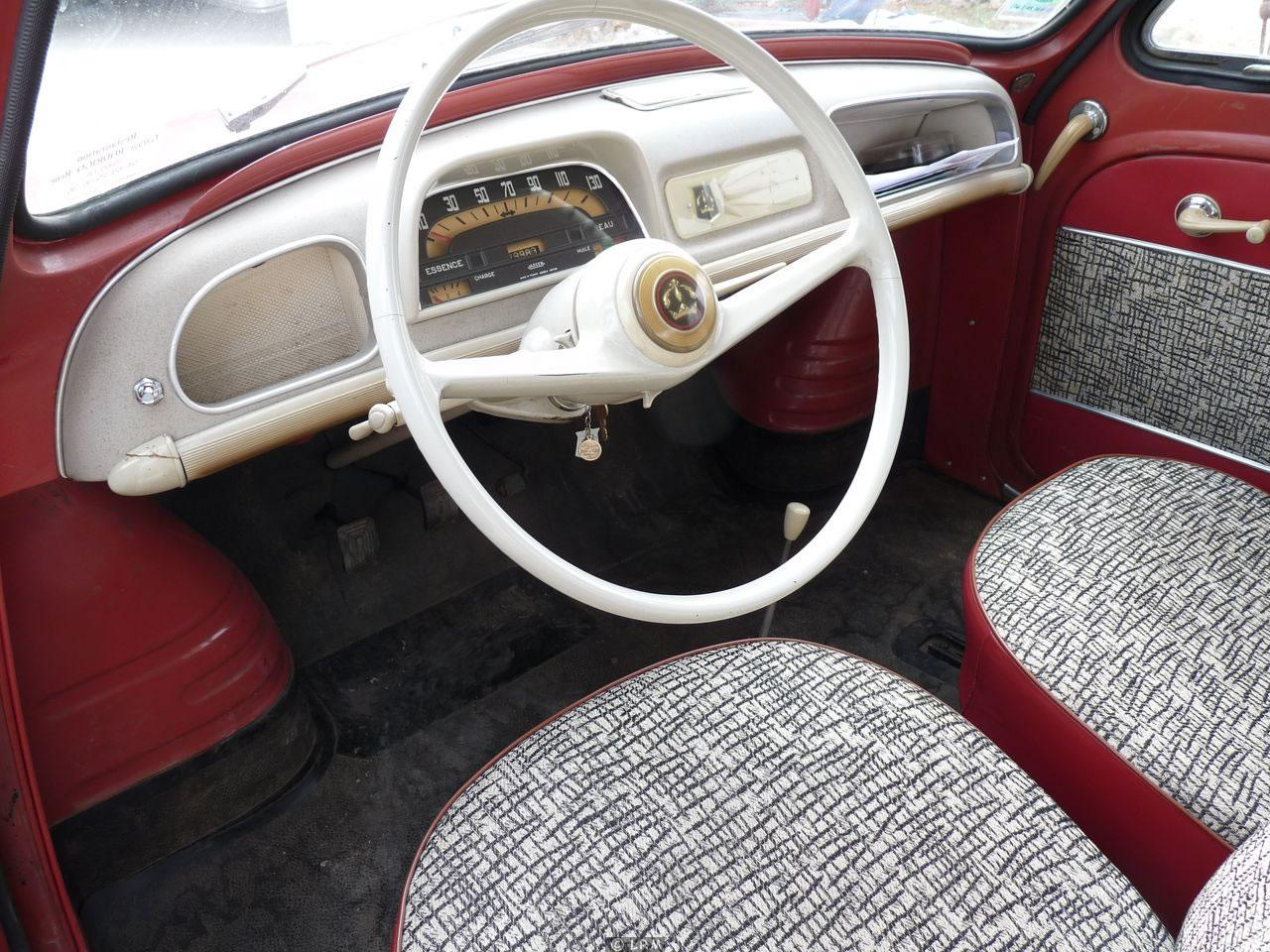 1958 Renault Dauphine - Information and photos - MOMENTcar