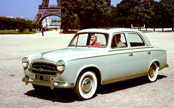 1960 Renault Dauphine Information And Photos Momentcar