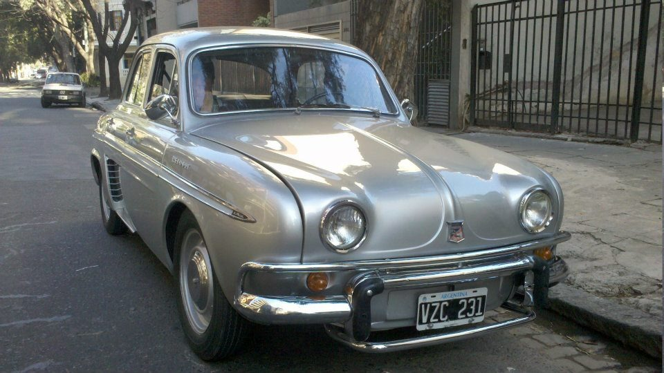 1966 Renault Gordini Information And Photos Momentcar