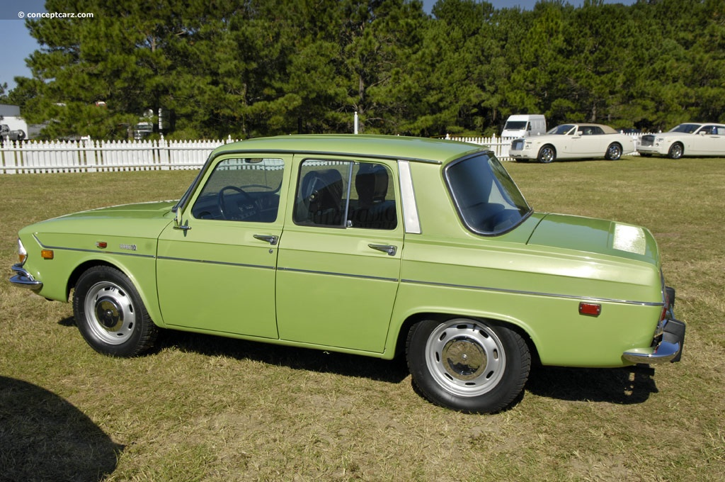 1969 Renault R 10 Information And Photos Momentcar