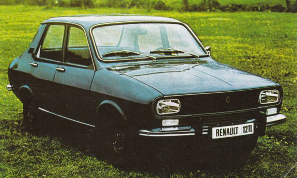 1976 Renault R 12 Information And Photos Momentcar