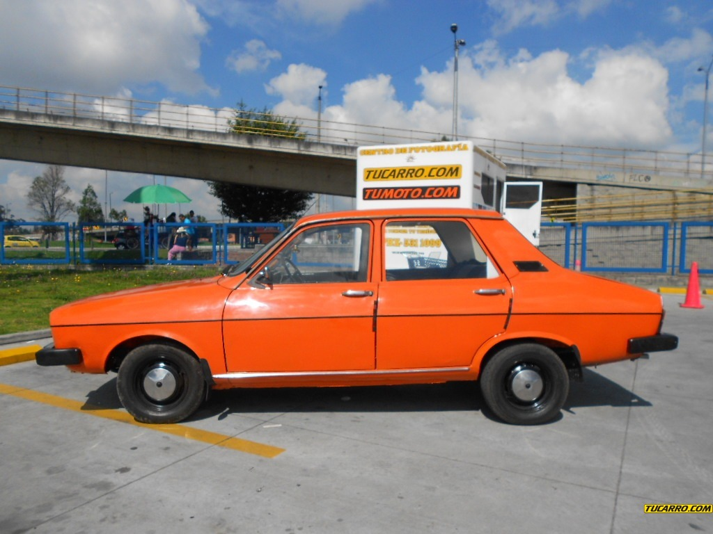 1977 Renault R 12 Information And Photos Momentcar