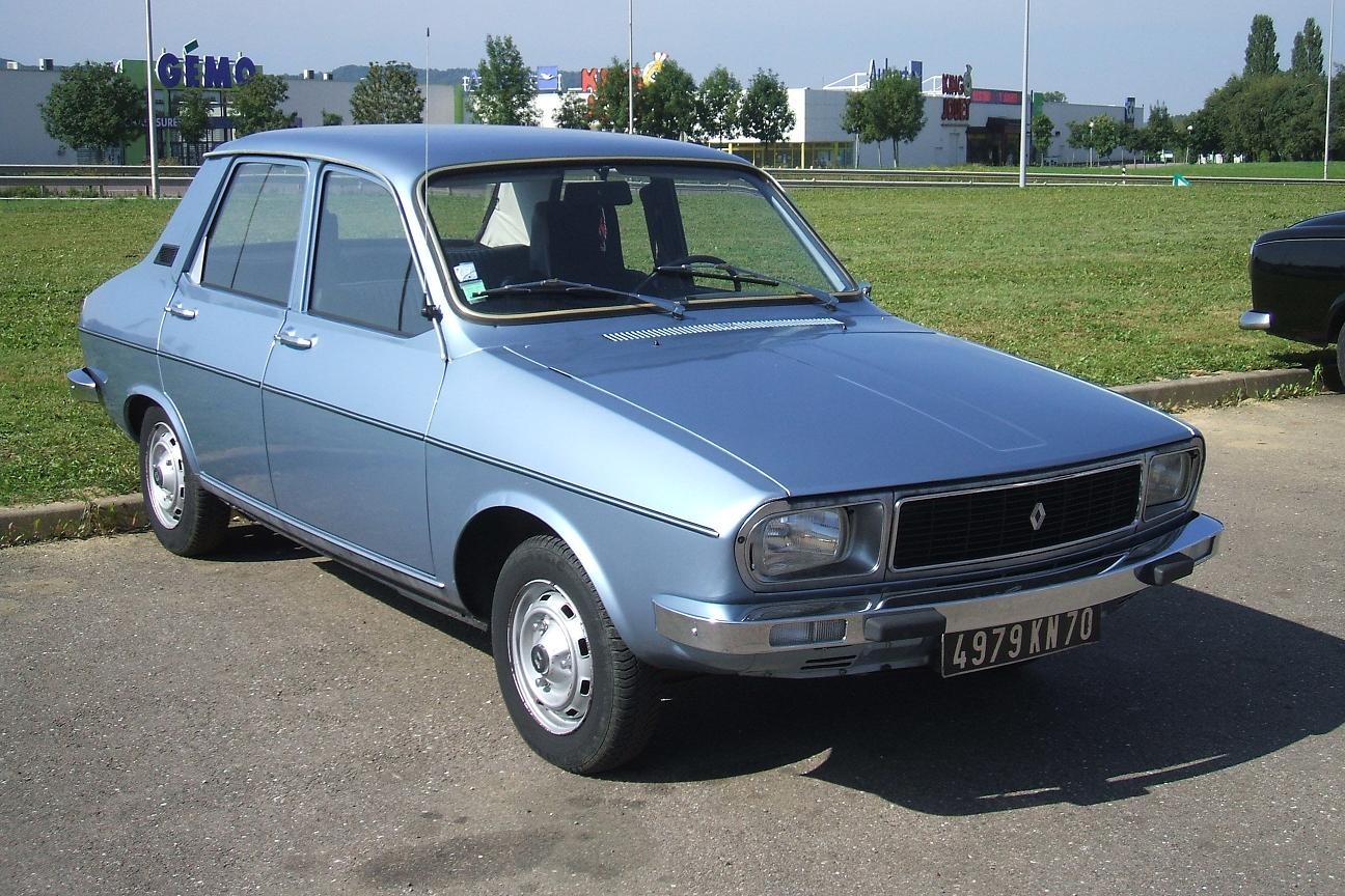 1974 Renault R 16 Information And Photos Momentcar