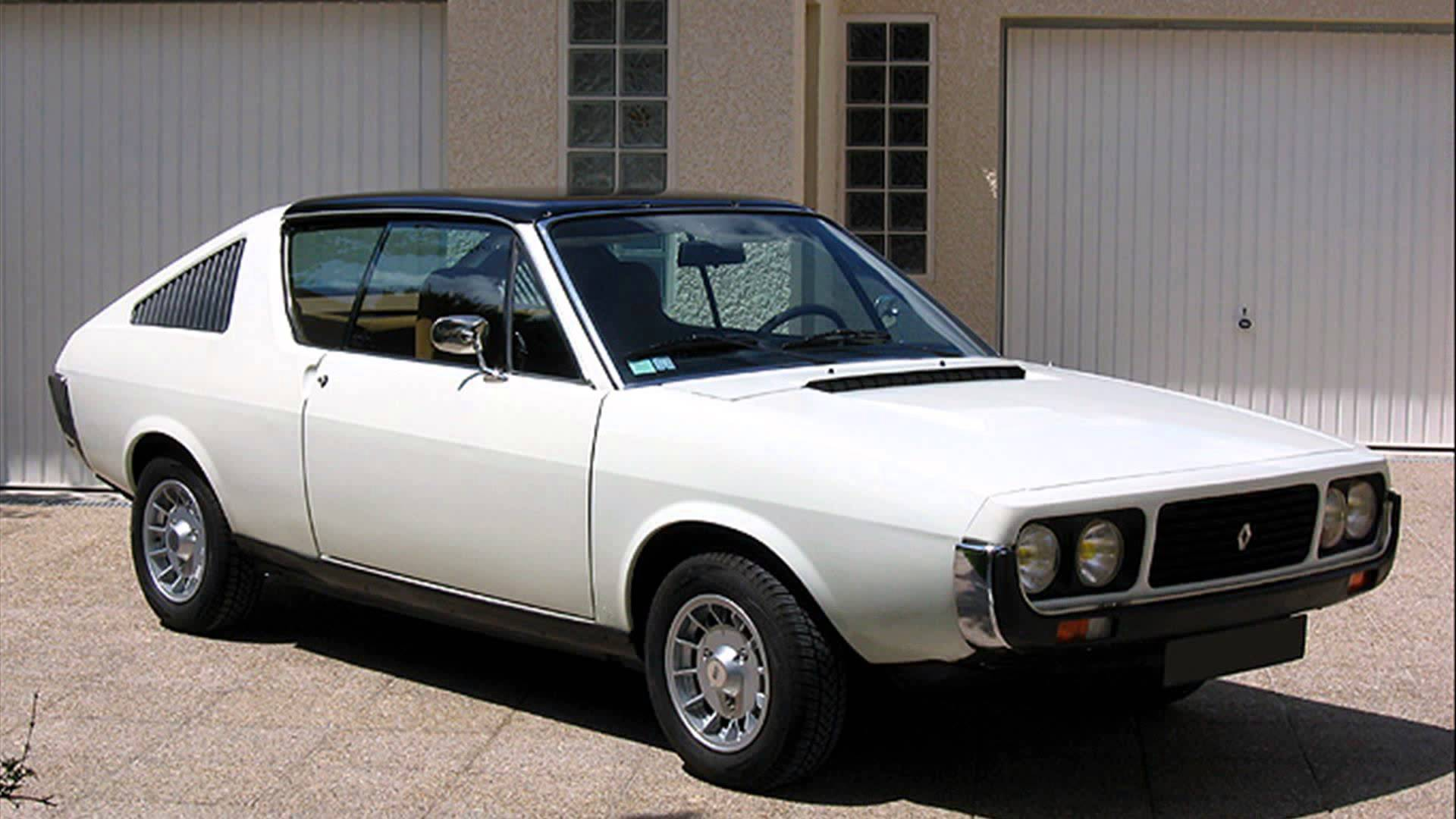 1977 Renault R 17 Information And Photos Momentcar