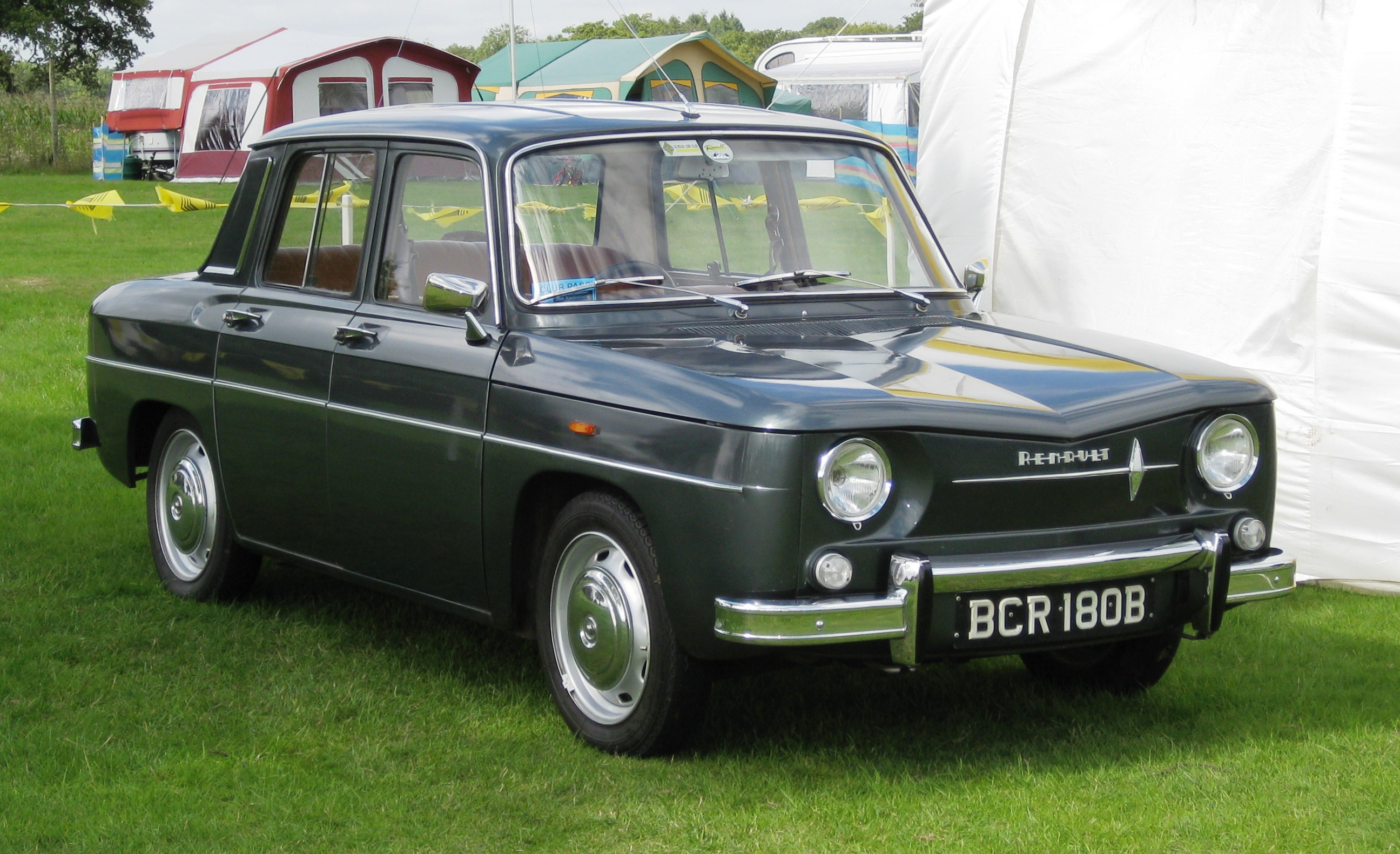 1964 Renault R8 Information And Photos Momentcar