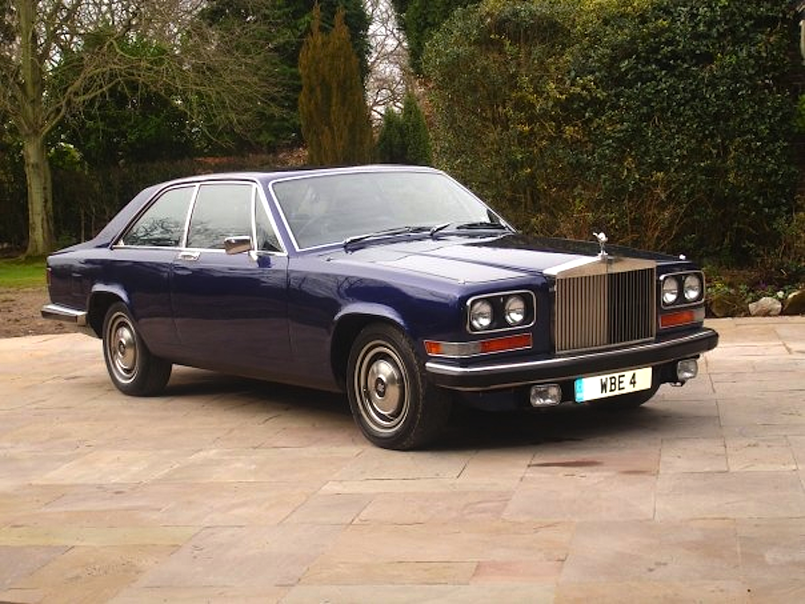 1975 Rolls Royce Camargue Information And Photos Momentcar