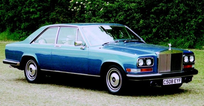 1980 Rolls Royce Camargue Information And Photos Momentcar