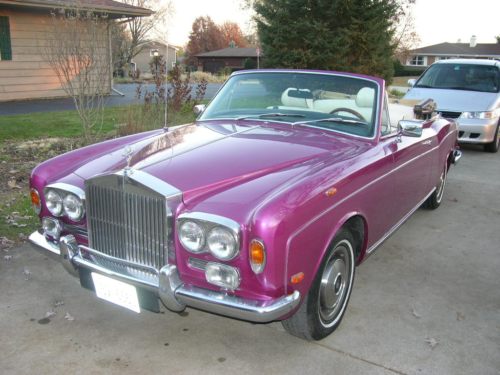 1973 Rolls Royce Corniche Information And Photos Momentcar