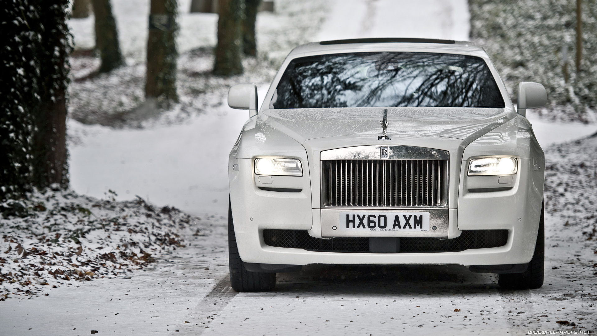 Rolls-Royce Ghost #10