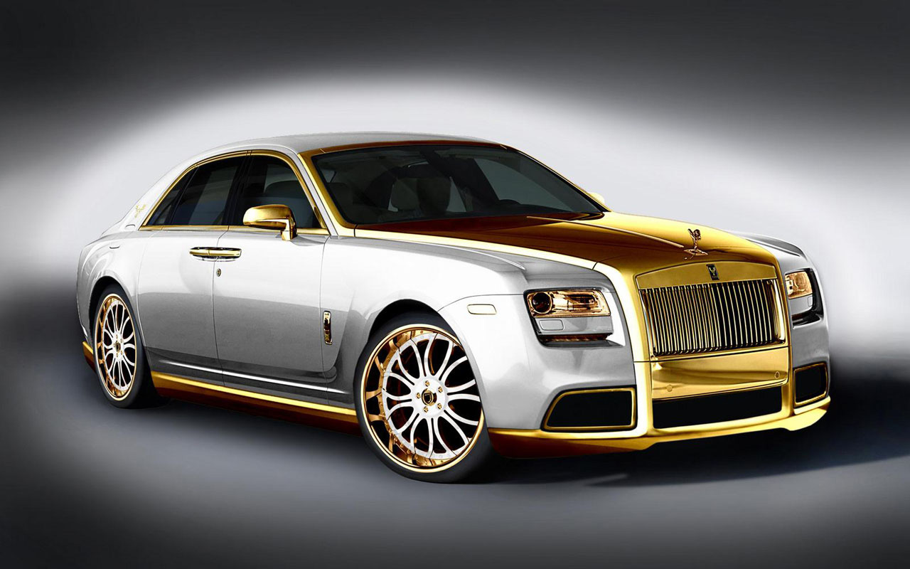 Rolls-Royce Ghost #2