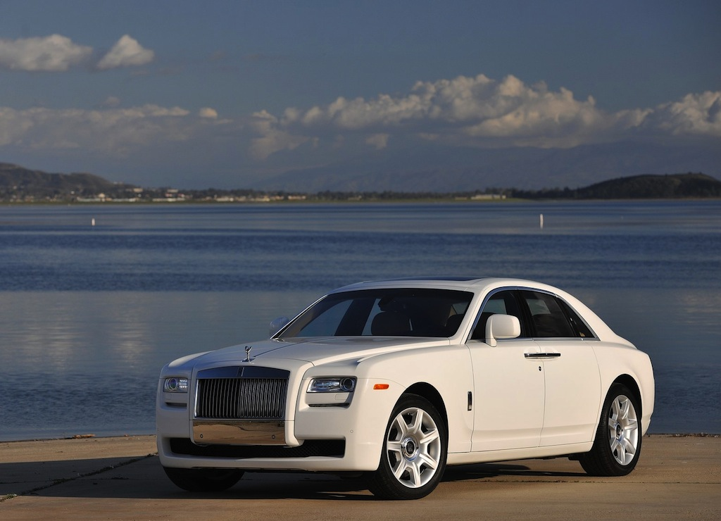 2012 Rolls Royce Phantom Silver | 200  Interior and Exterior Images