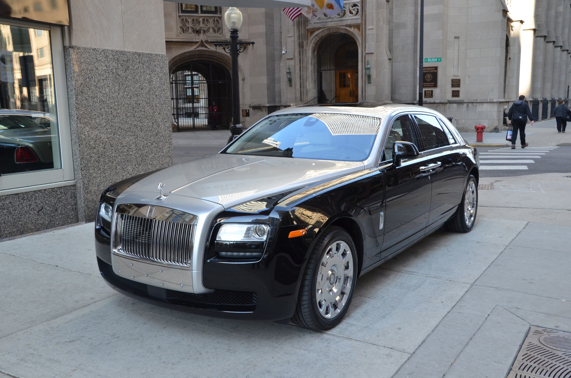 Rolls-Royce Ghost 2013 #12