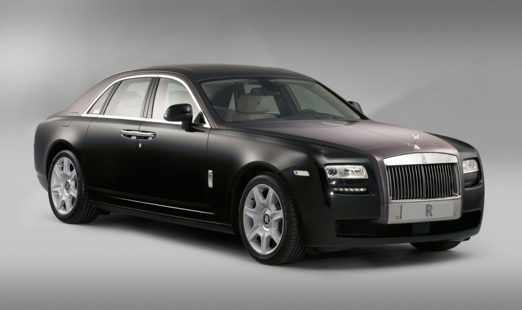 Rolls-Royce Ghost 2013 #4