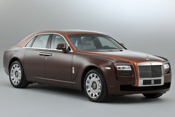 Rolls-Royce Ghost 2013 #6