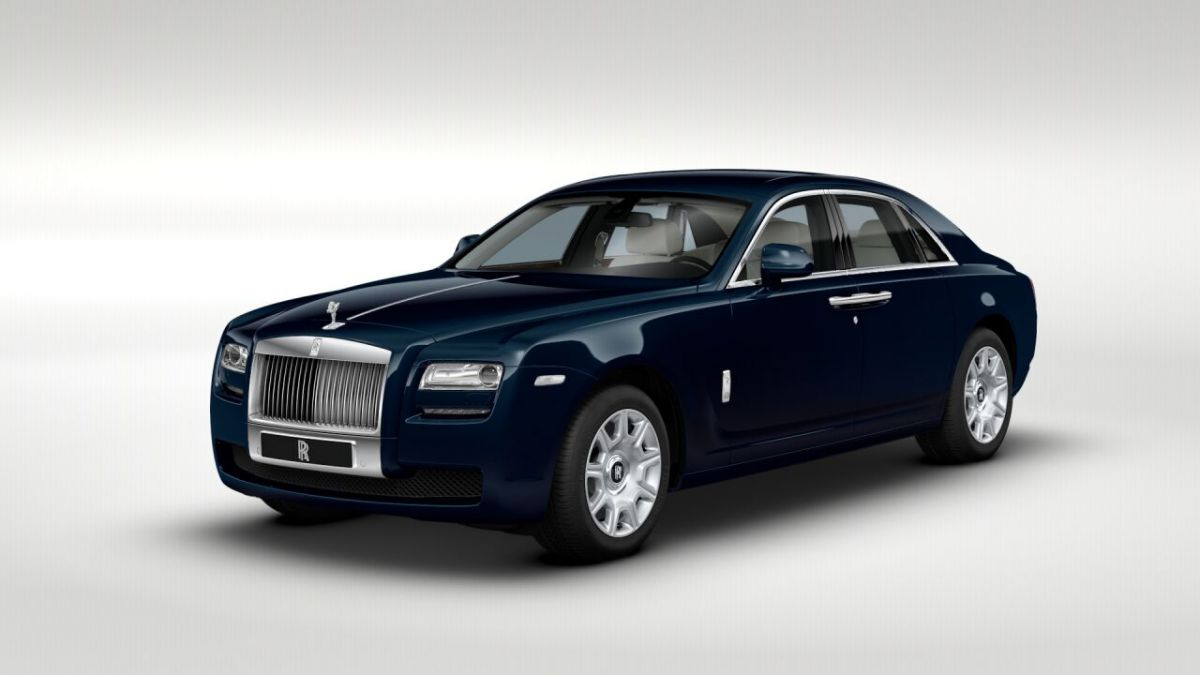 Rolls-Royce Ghost 2013 #7
