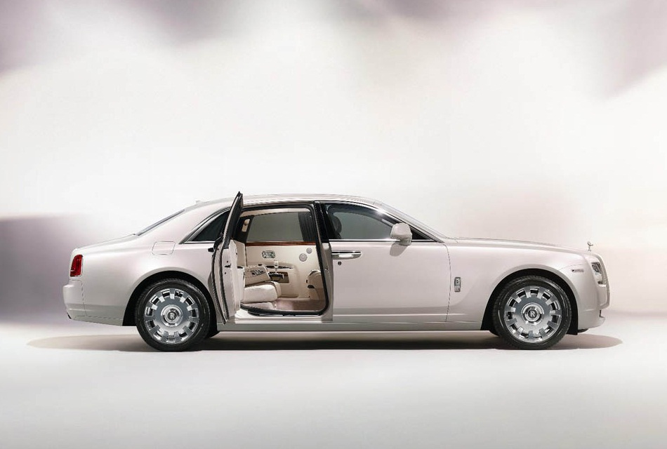 Rolls-Royce Ghost 2013 #10