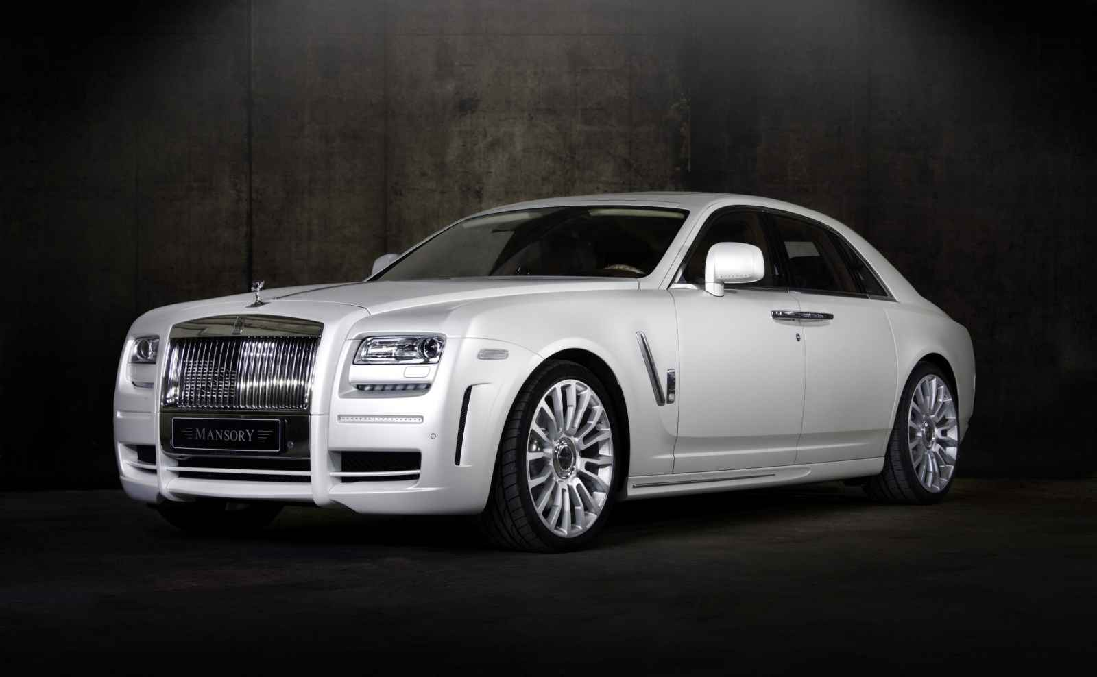Rolls-Royce Ghost #3