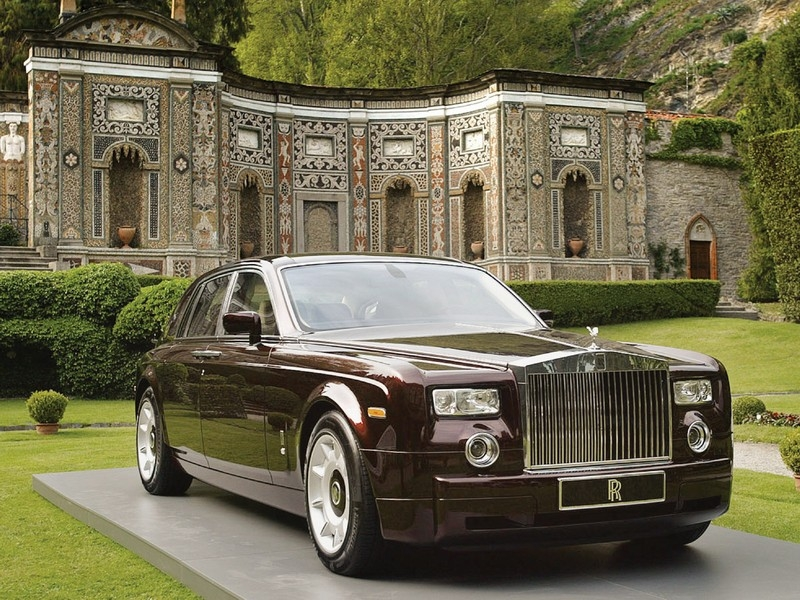 Rolls-Royce Phantom #4