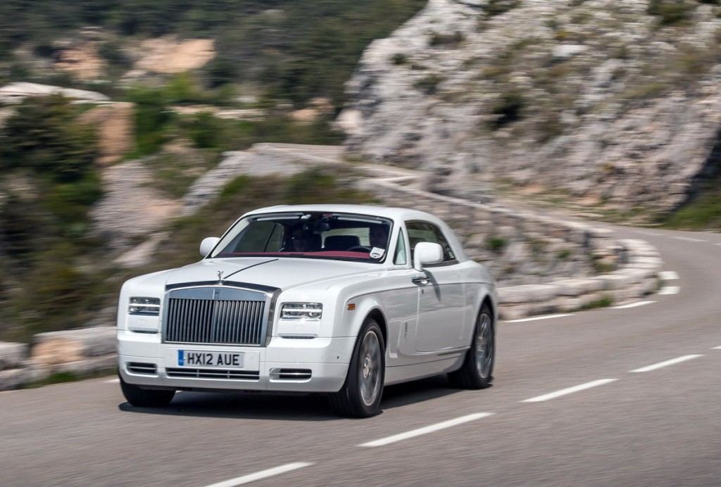 Rolls-Royce Phantom Coupe 2014 #13